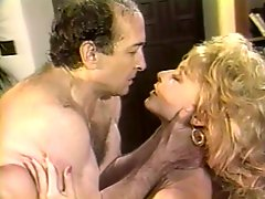 Hard Choices (1987) Scene 6. Nina Hartley, Nick Random