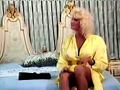 Famous classic Porn Star Peter North spunk shot scene