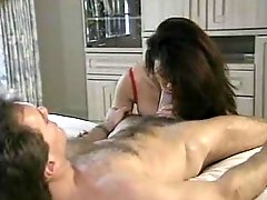 Lusty making out and foreplay with a beauty