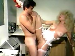 Cute quickie from A blonde nurse