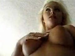 Pornstar Sylvia Saint fucks 2 cocks