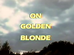 GOLDEN BLOND (1984)...F70