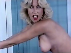 Enchanting blonde rides her lovers dick in cowgirl position