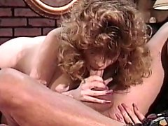 Retro fucking with a slender white mom