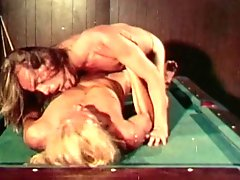Two Blonde Men Fuck on a Pool Table - DUFFYS TAVERN (1975)