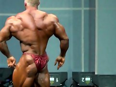 MUSCLEBULL DENNIS: Arnold Classic Europe 2014
