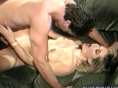 Nina Hartley gets her vag unforgettably licked and fucked