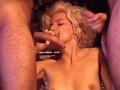 Luscious beauty Marlynn can please these cocks like nobody else