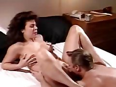 Classic Porn With Brunette Fucked Hard