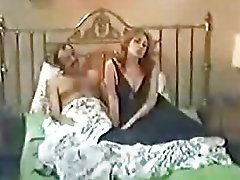 Vintage Clip Of Milf Getting It Rough In Bed