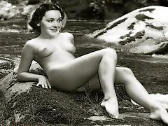 Actresses of the Silver Screen Nude