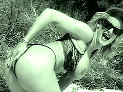 Sally Layd Gets It On Hardcore In This Vintage Clip