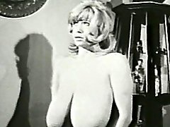 Gorgeous Natural Tits in Vintage Porn