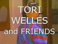 Tori Welles and Friends