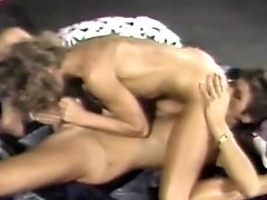 69 sex scene with a hardcore brunette and blonde