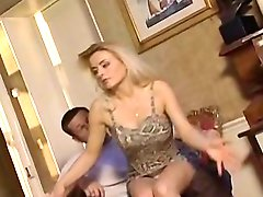 Oceane DPed in a foursome