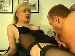 Vintage anal passion