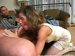 French housewife DP Sex