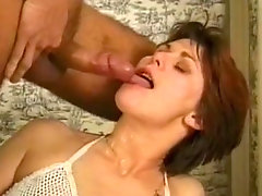 Retro hair pussy hardcore group sex