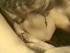 Slutty fair haired lesbians fuck in other with sex tool in 69 style