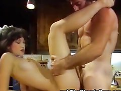 Insatiable fuck on the table