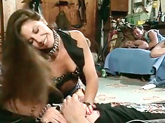 Juicy blond hooker rides fat dick on top and takes load of jizz on her tits