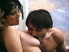 Hairy Classic Hotties in FFM Threesome