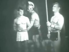 Gay Vintage 50's - The Captive