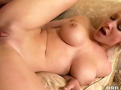 Busty bride Lexi Swallow gets fucked rough by her ex