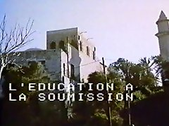 Classic Fench : L education a la soumission