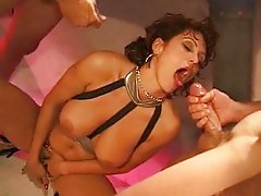 Candy Vegas - SCI FI threesomes